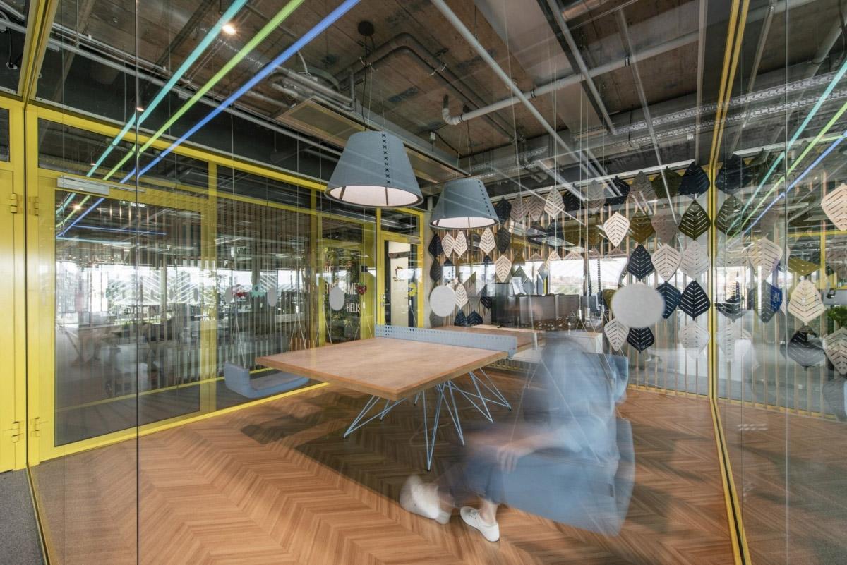 800㎡办公空间设计,精通空间布局,诠释工作态度|LAVA studio - 16