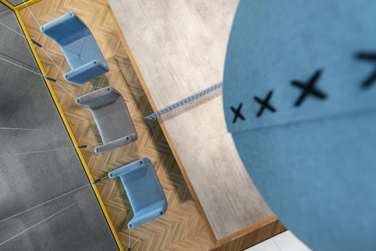 800㎡办公空间设计,精通空间布局,诠释工作态度|LAVA studio - 15