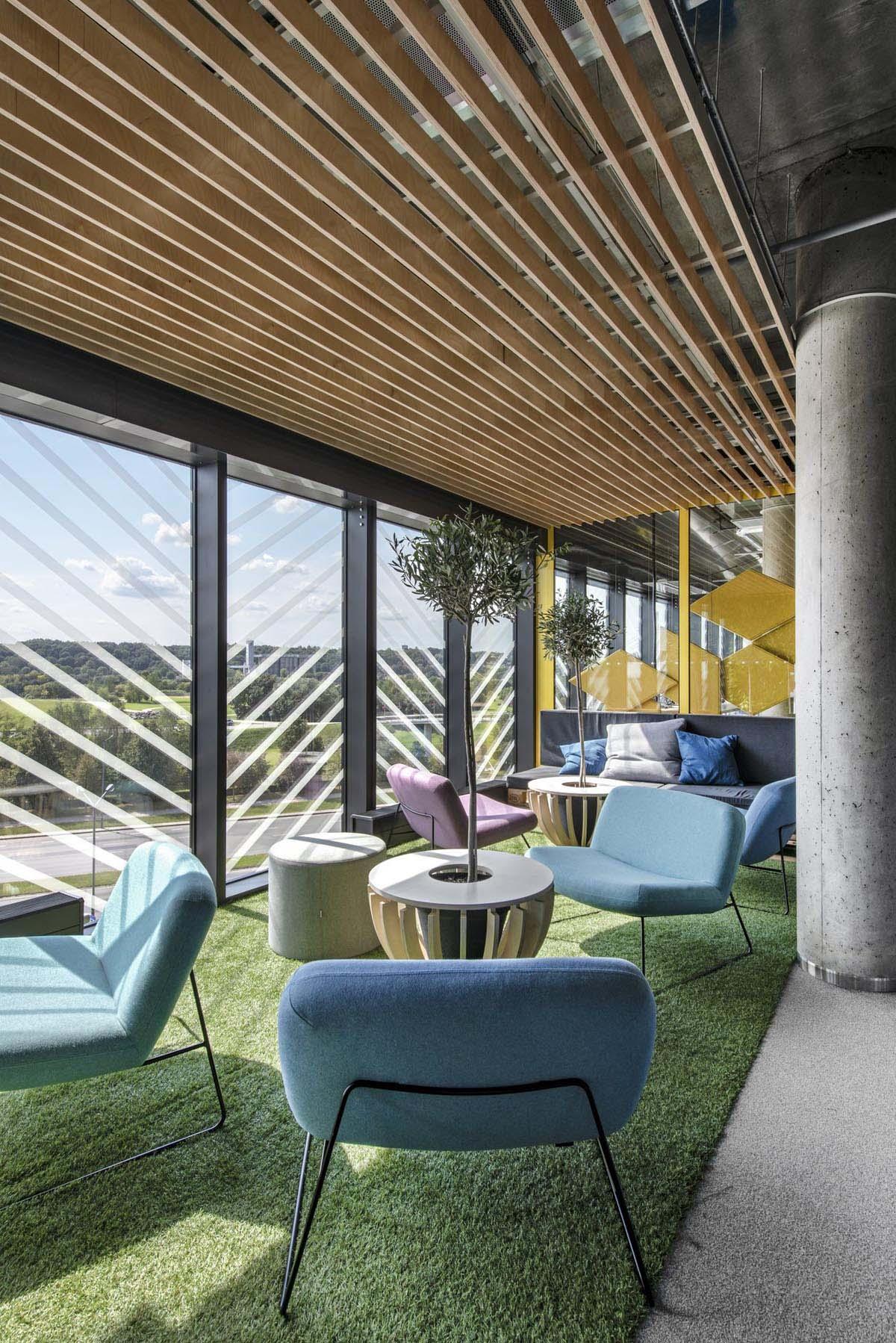 800㎡办公空间设计,精通空间布局,诠释工作态度|LAVA studio - 19