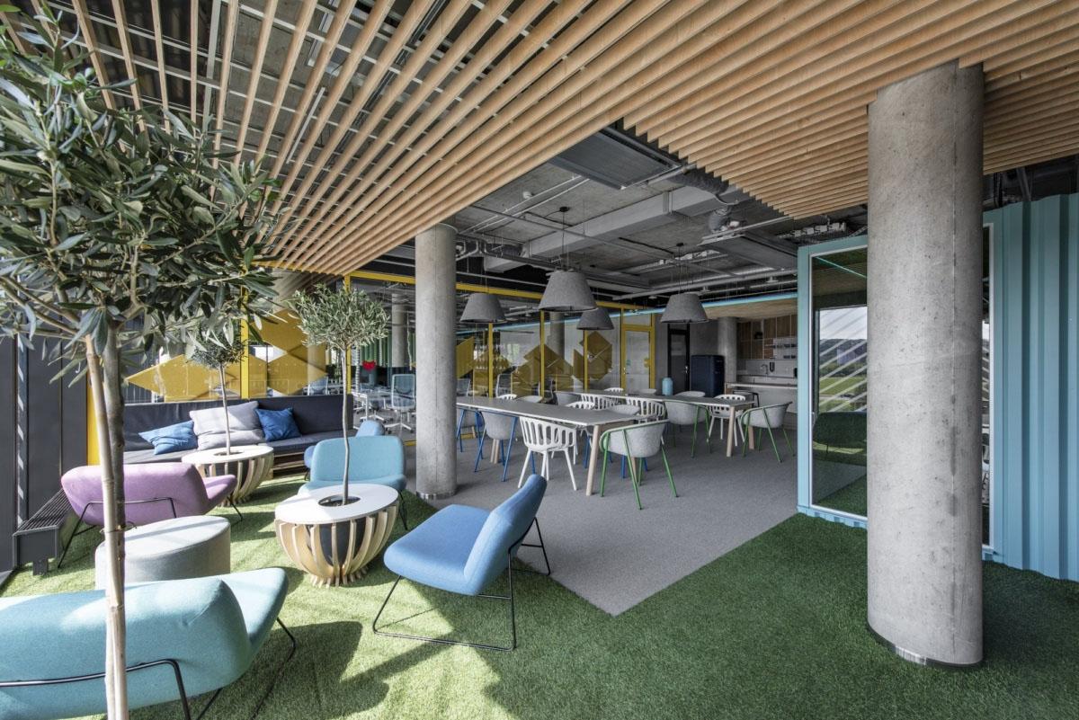 800㎡办公空间设计,精通空间布局,诠释工作态度|LAVA studio - 18