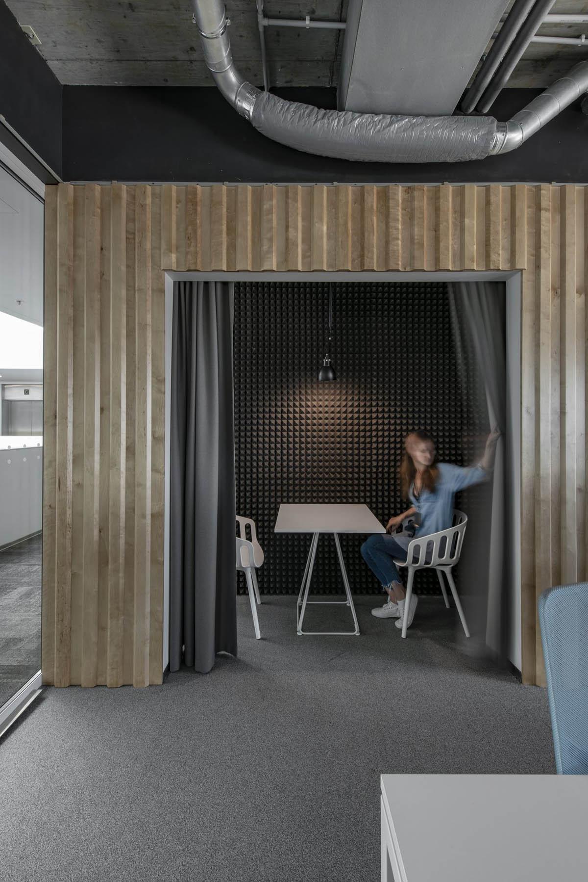 800㎡办公空间设计,精通空间布局,诠释工作态度|LAVA studio - 21