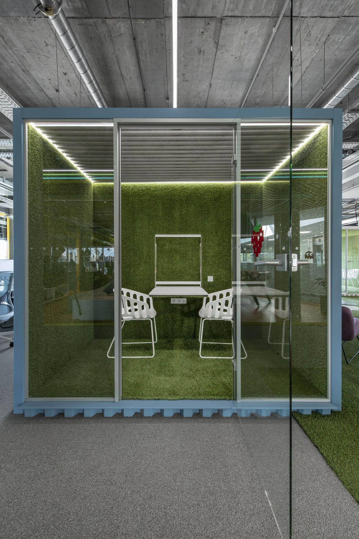 800㎡办公空间设计,精通空间布局,诠释工作态度|LAVA studio - 20