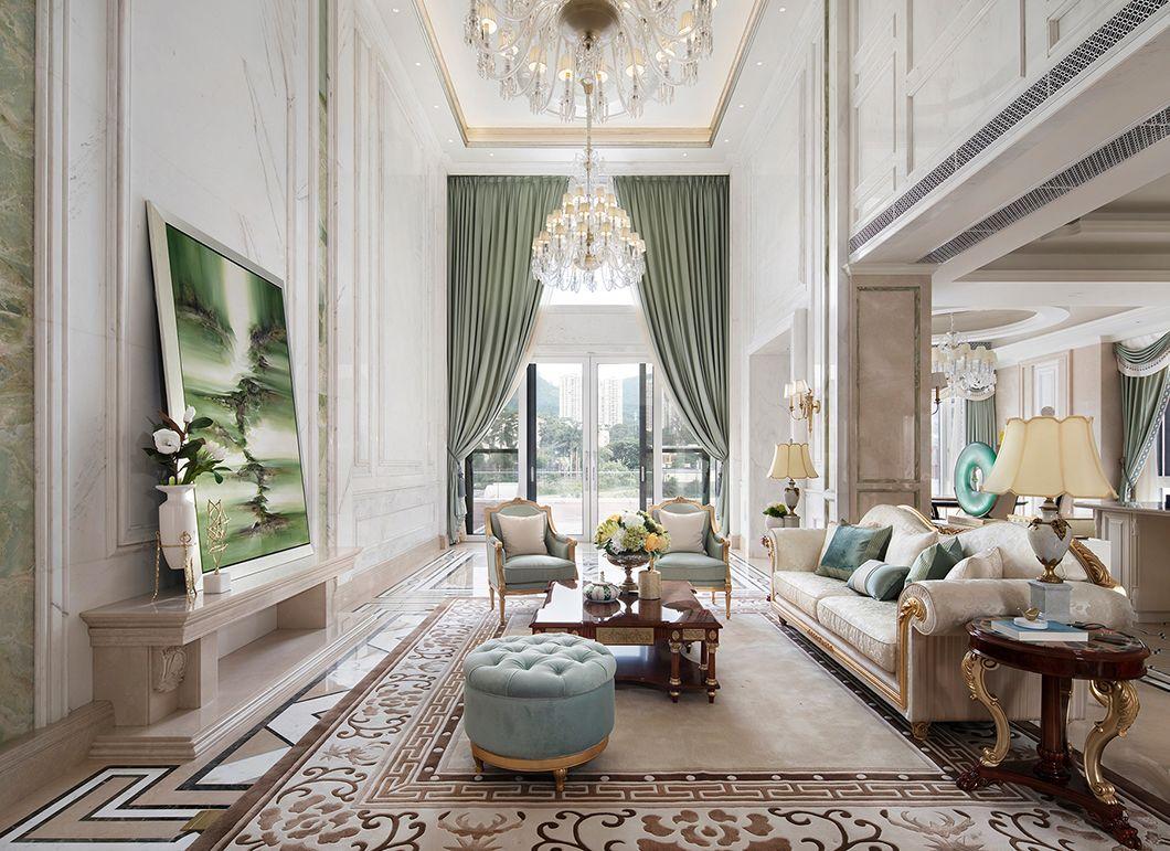 3000㎡独栋法式别墅:先生的品位,太太的浪漫| - 1