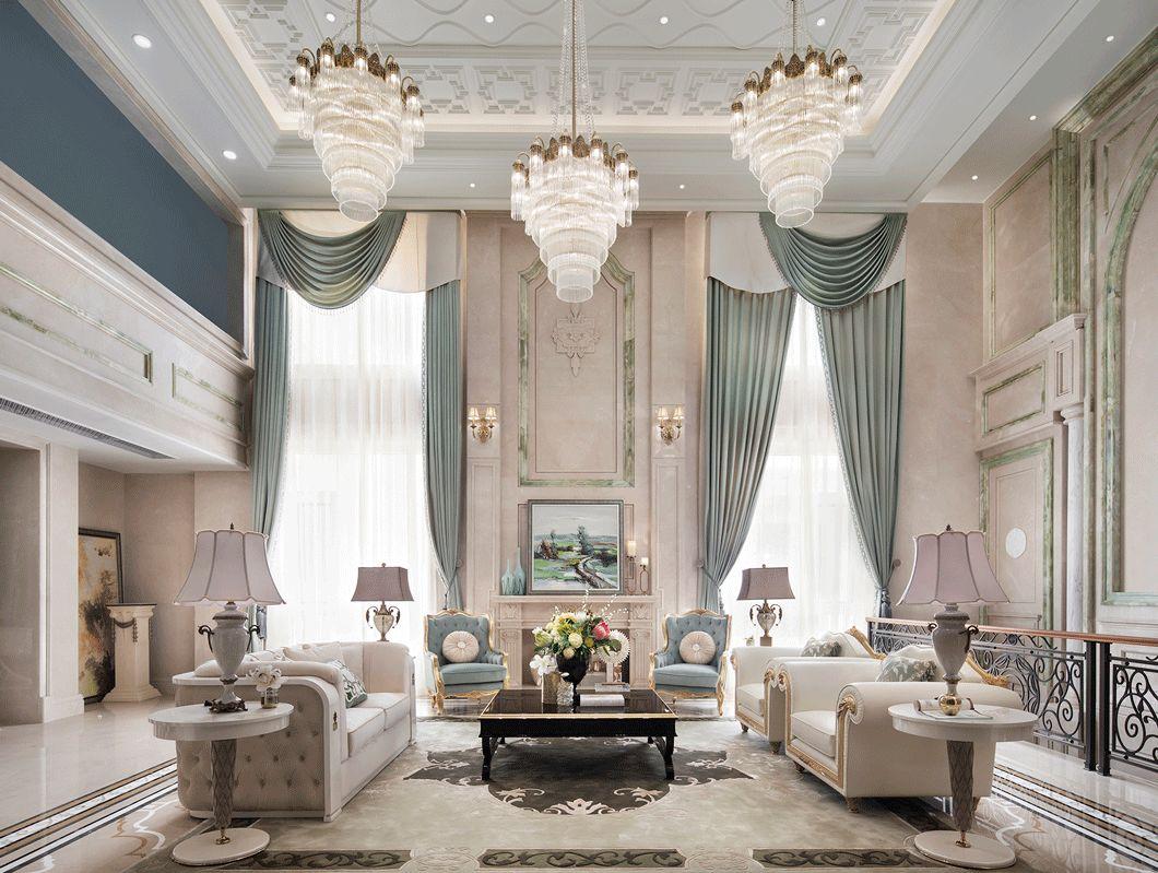 3000㎡独栋法式别墅:先生的品位,太太的浪漫| - 4
