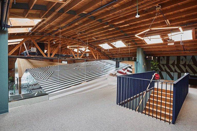 洛杉矶好莱坞大道上的Silverlake音乐学校设计欣赏