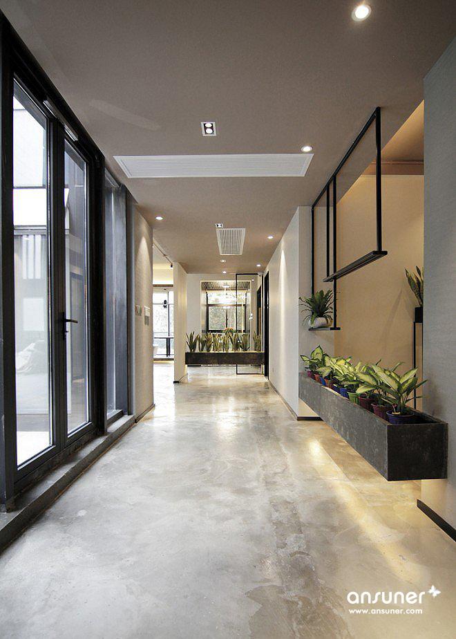 杭州工业风格办公空间欣赏
