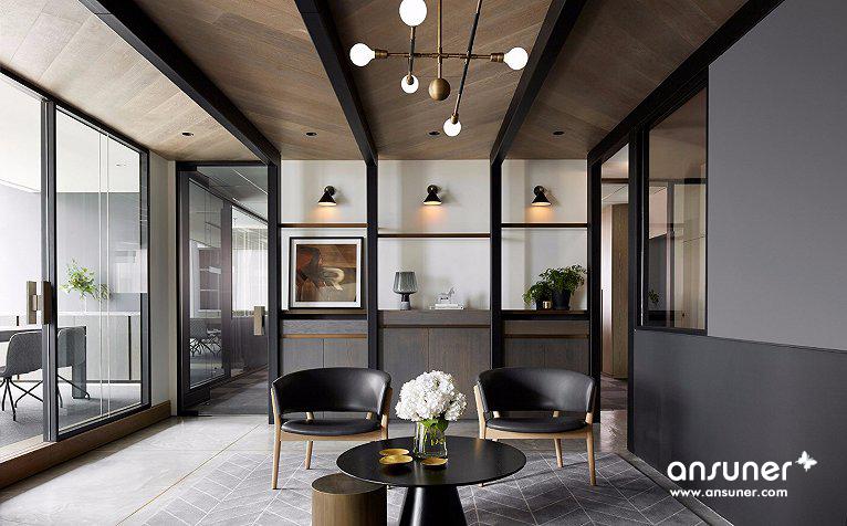 墨西哥办公空间设计欣赏