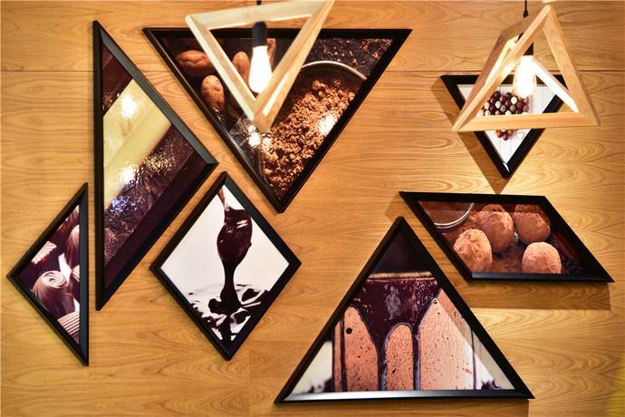 七巧巧克力设计欣赏
