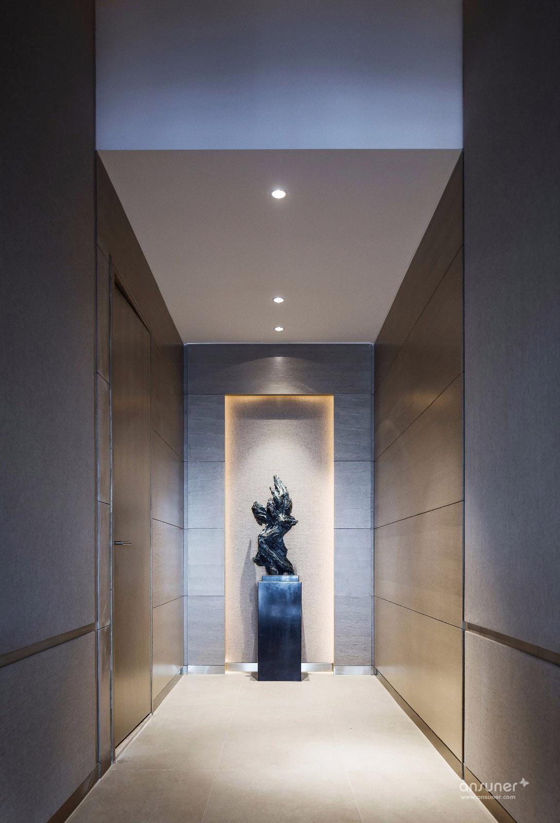 简而不凡的办公体验-深圳中京金融创新中心