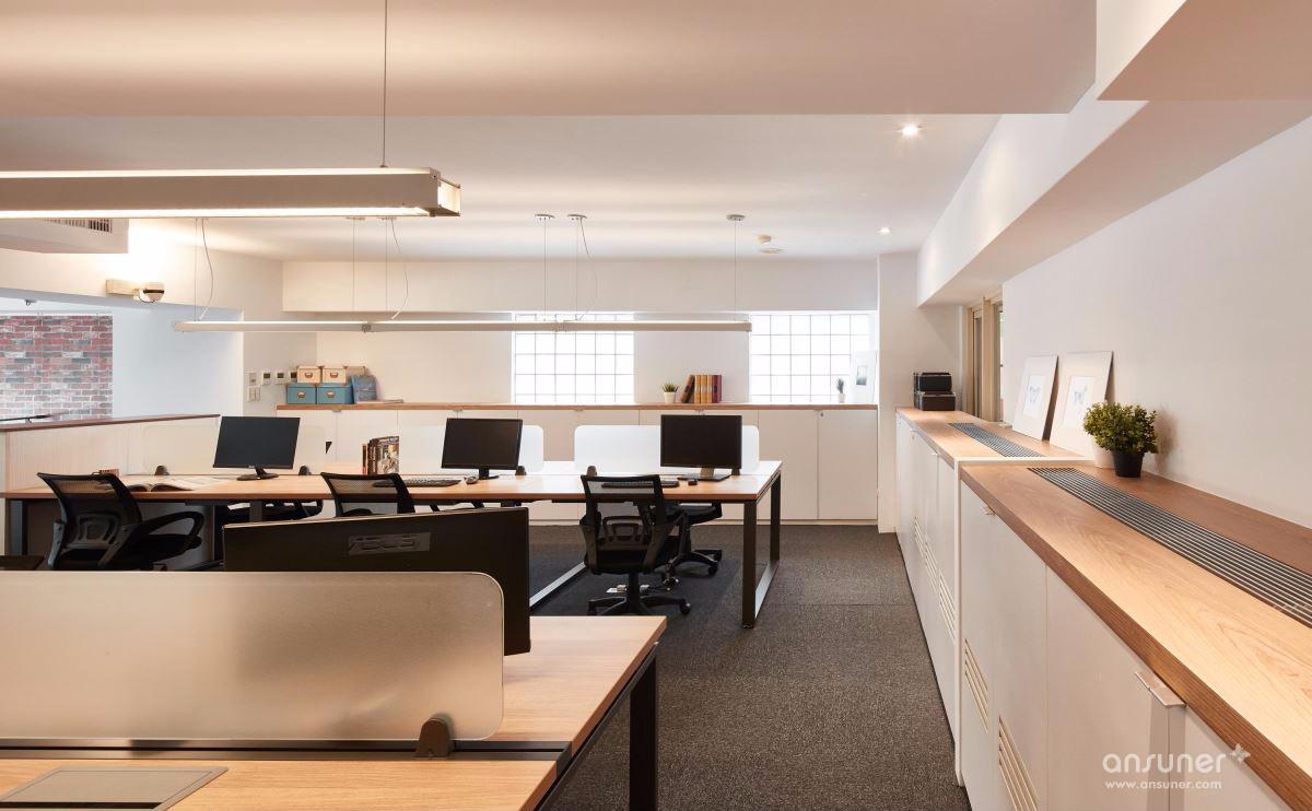 旧办公室改运动型设计欣赏