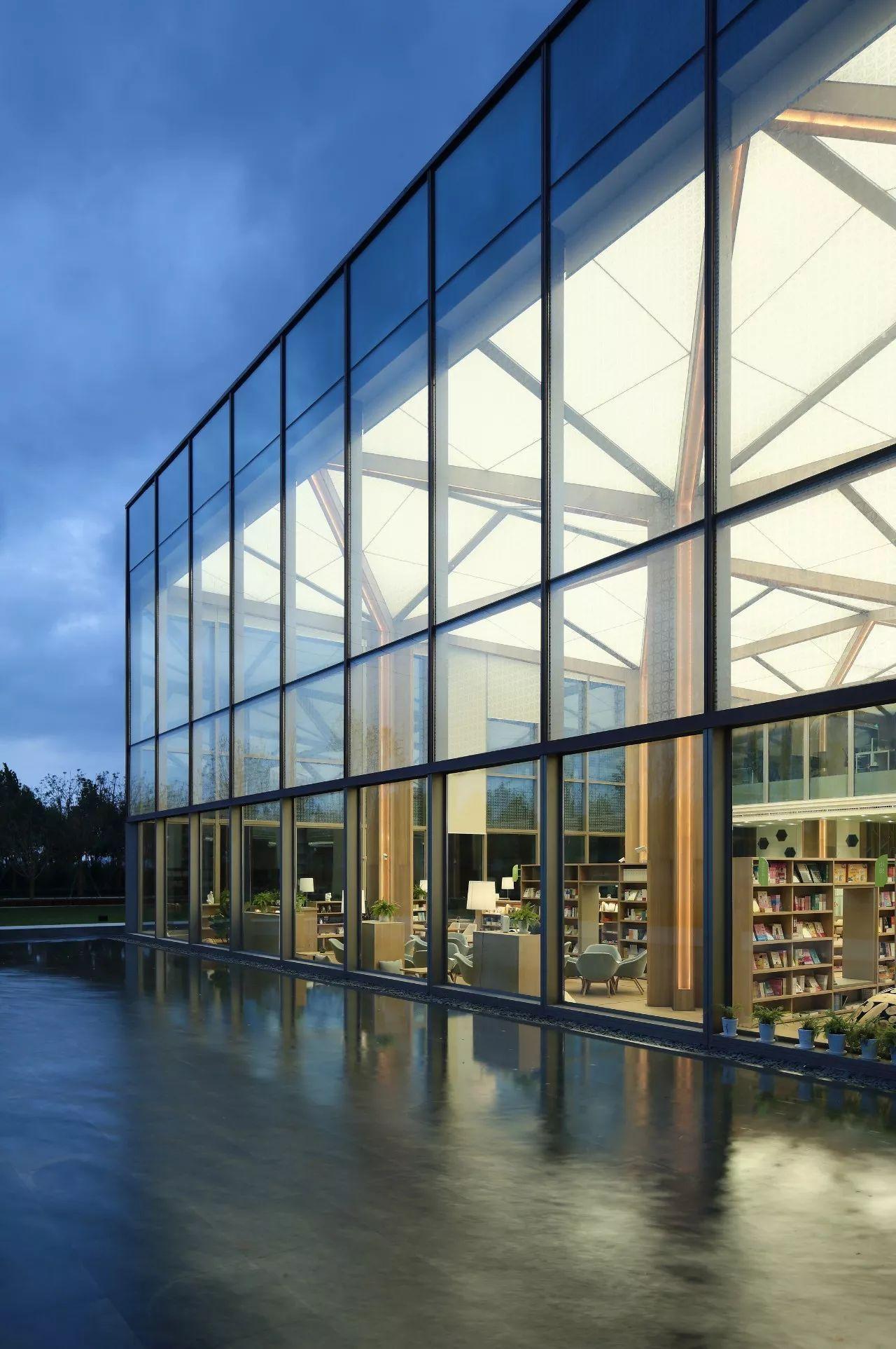 中合深美新作-歌尔绿城桃园里图书馆