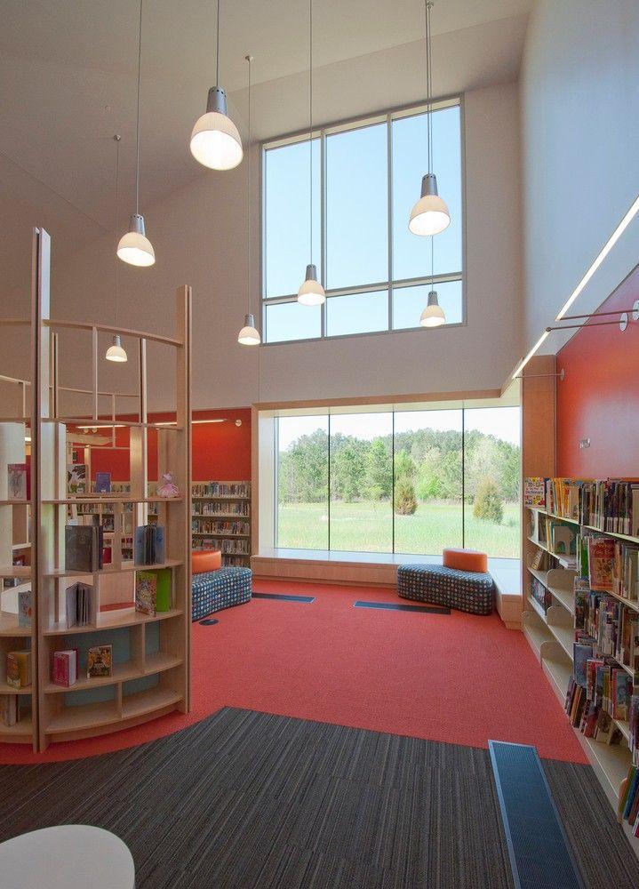 美国帕尔梅托农场特色图书馆