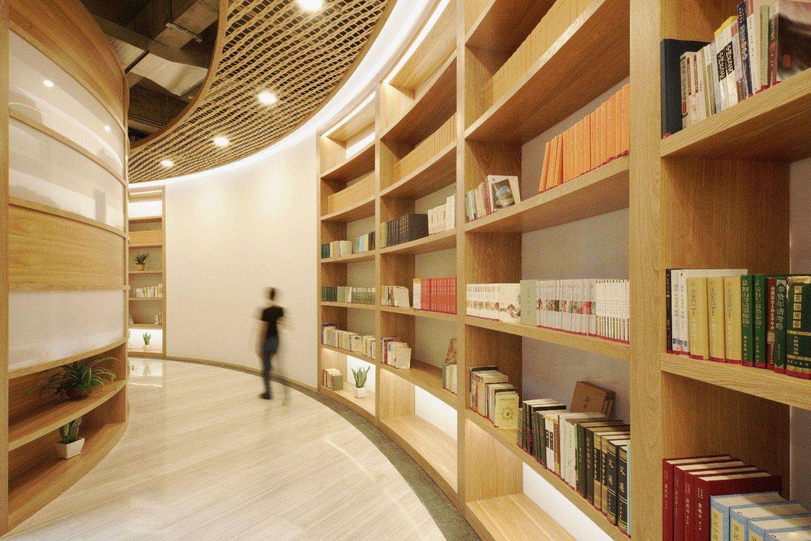 中国苏州运河图书馆欣赏