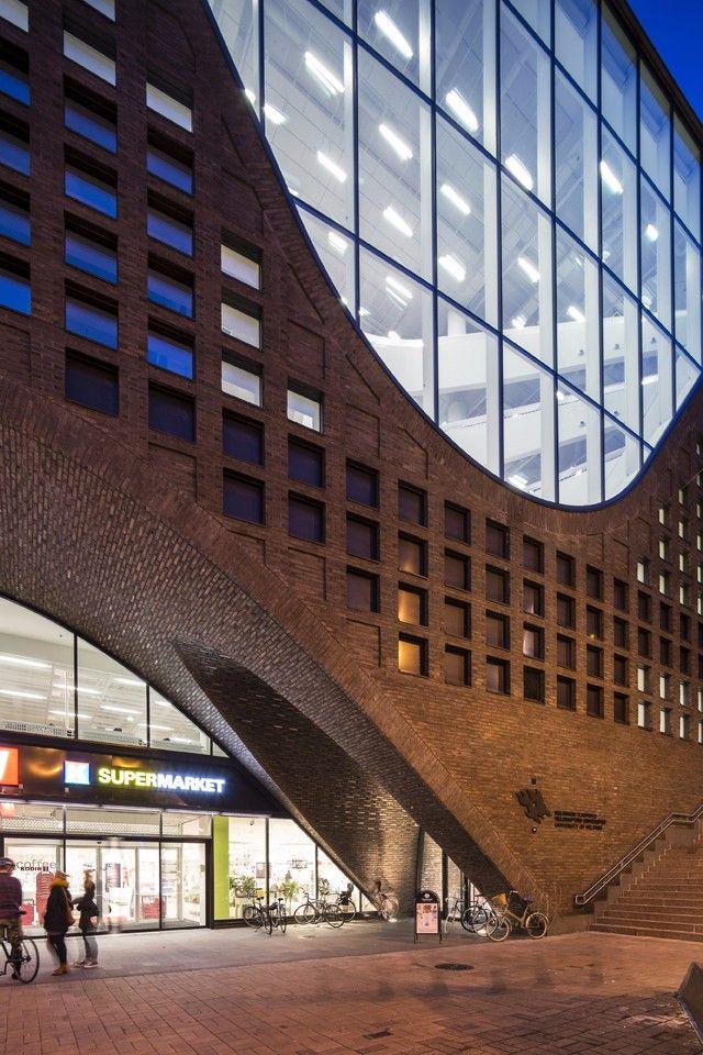 芬兰赫尔辛基大学图书馆完美呈现