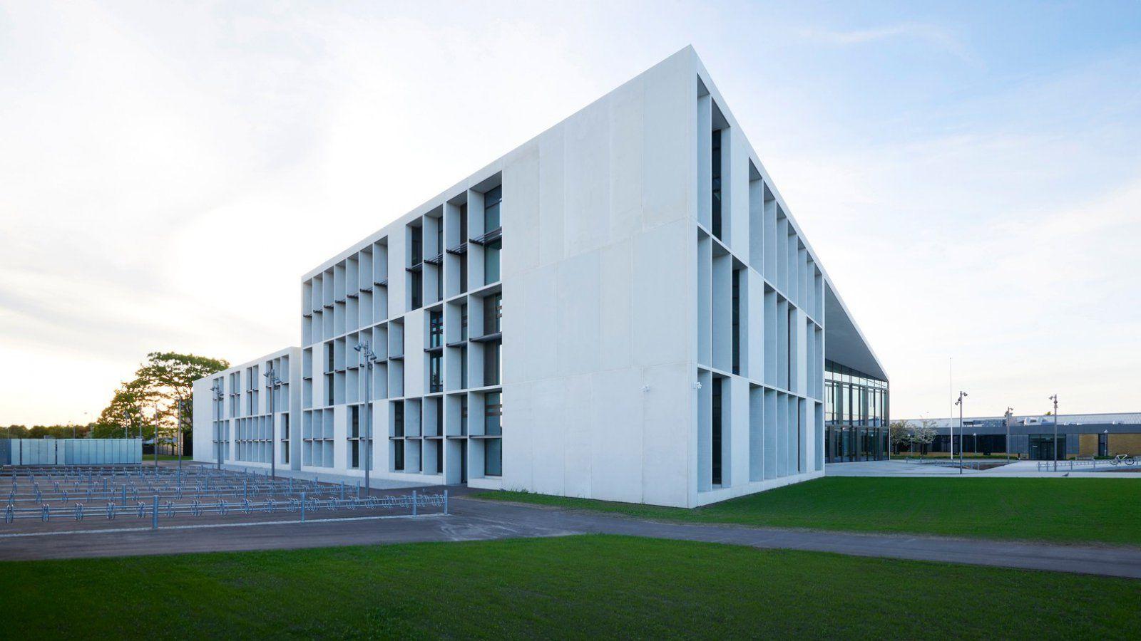 丹麦4700㎡学校设计欣赏