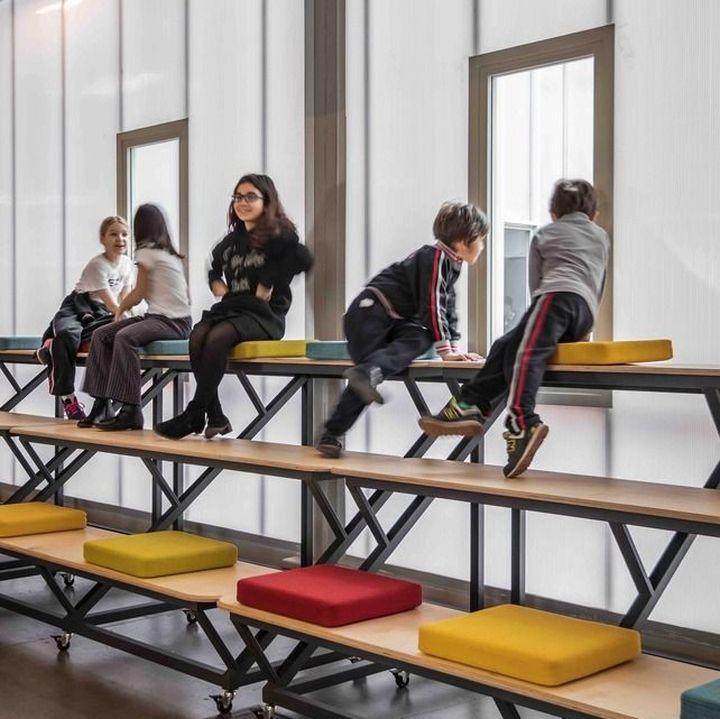 土耳其开放式学校欣赏