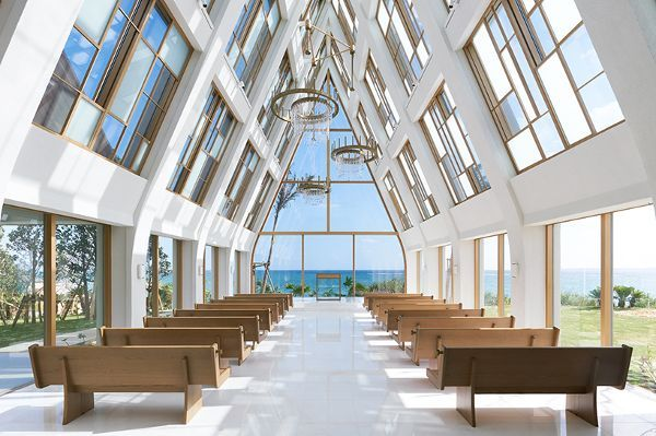 日本婚礼堂案例欣赏