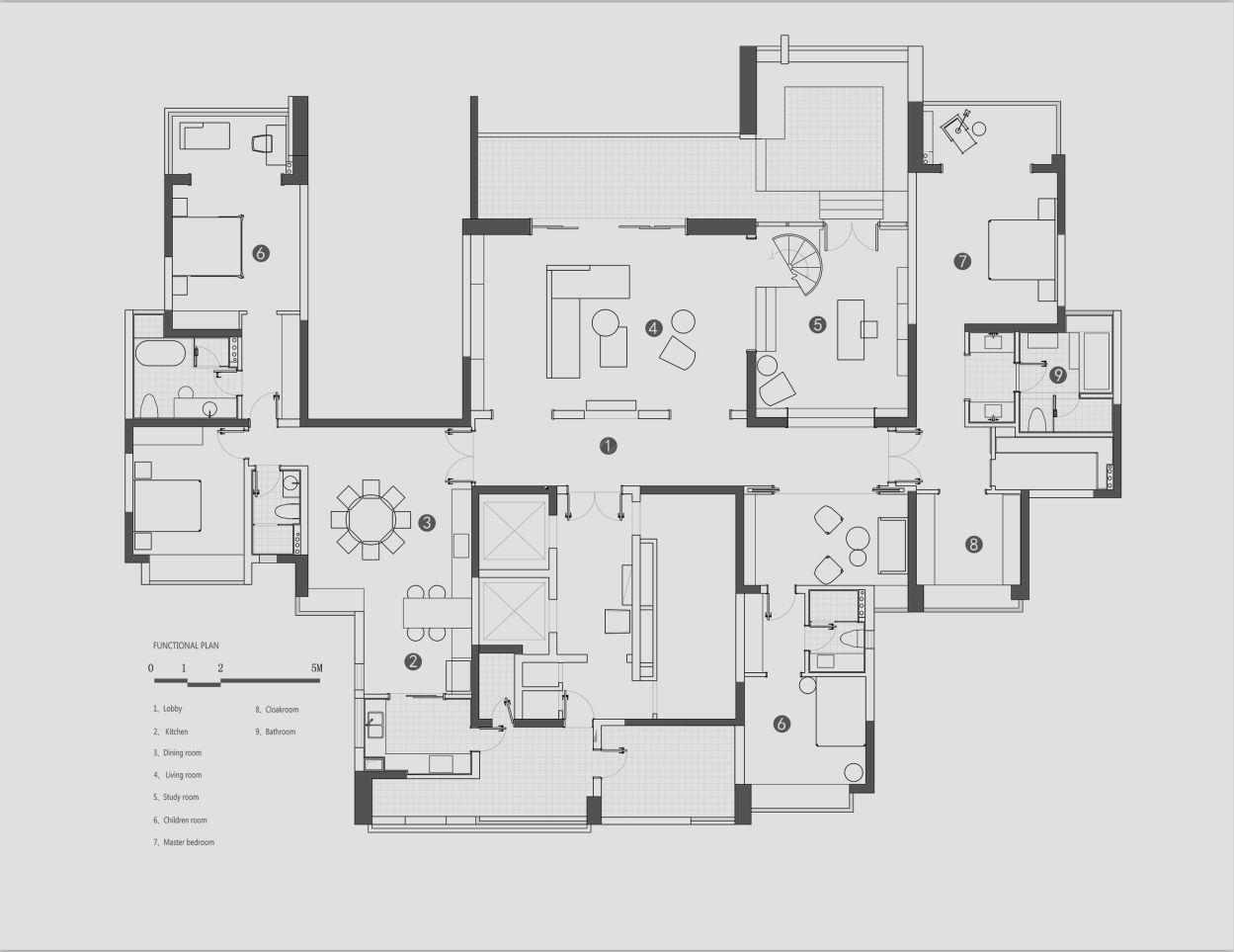 平衡美建筑设计欣赏