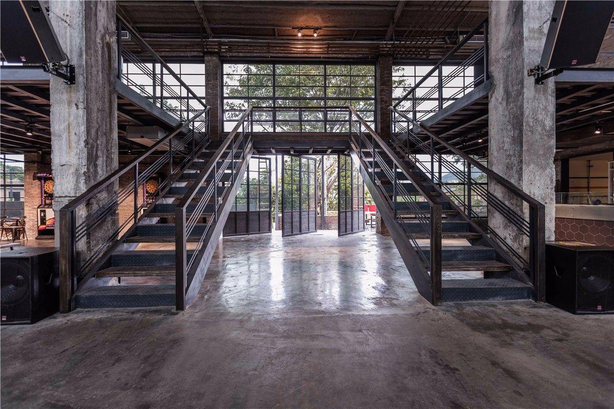 左岸啤酒艺术工厂建筑设计
