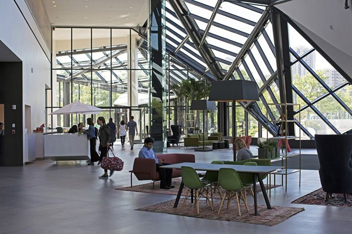 EF英孚教育剑桥总部设计欣赏