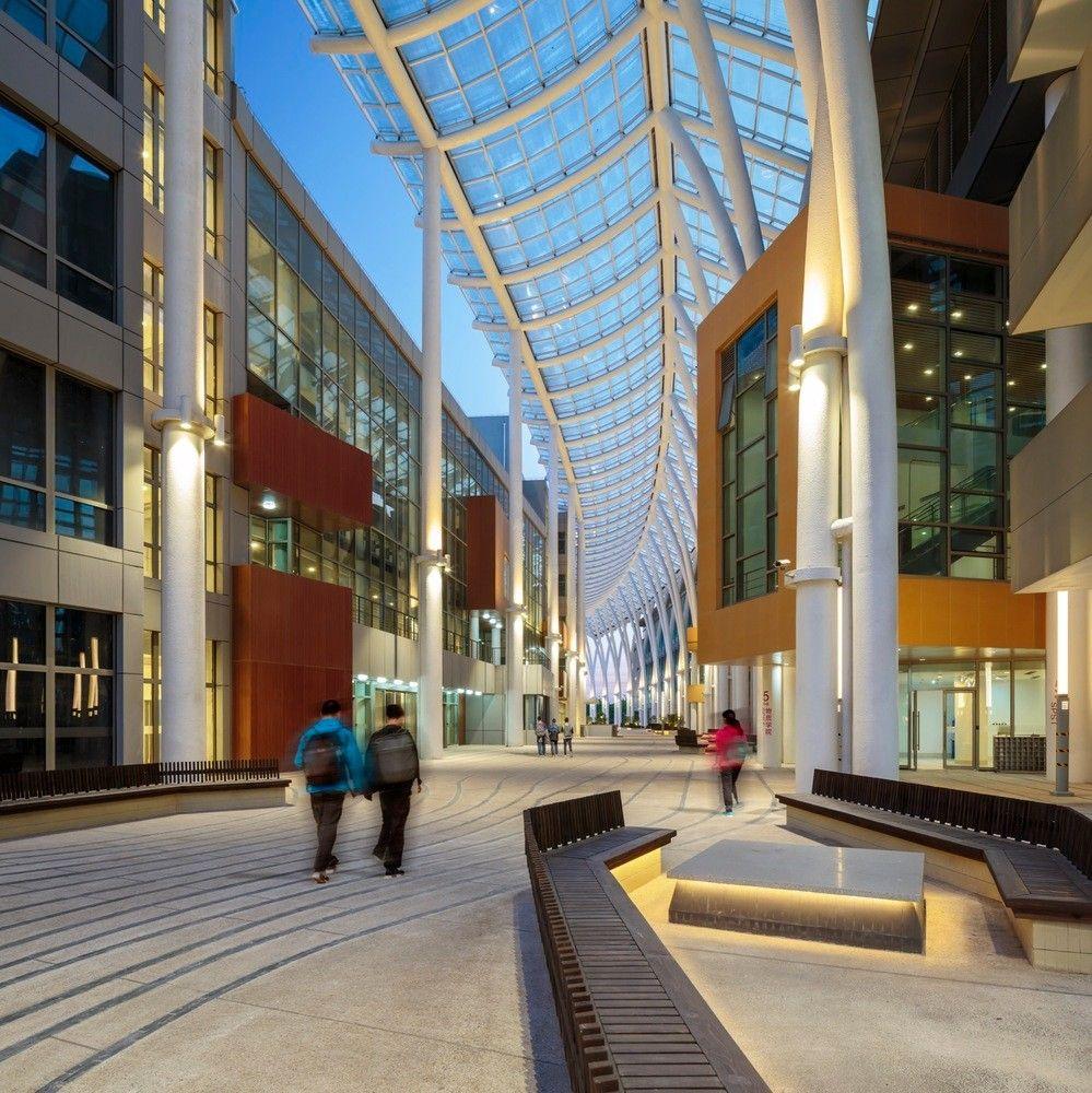 上海科技大学设计欣赏