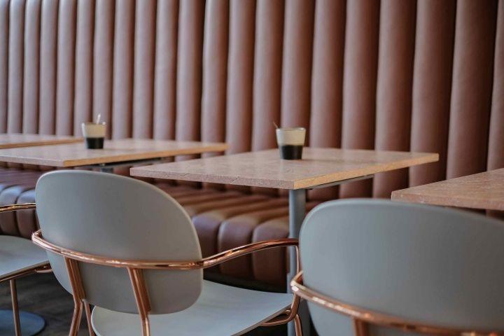 德国顶楼咖啡厅空间设计