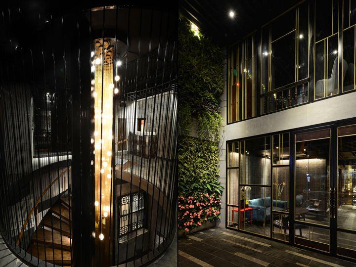 越南Chi Boutique酒店设计