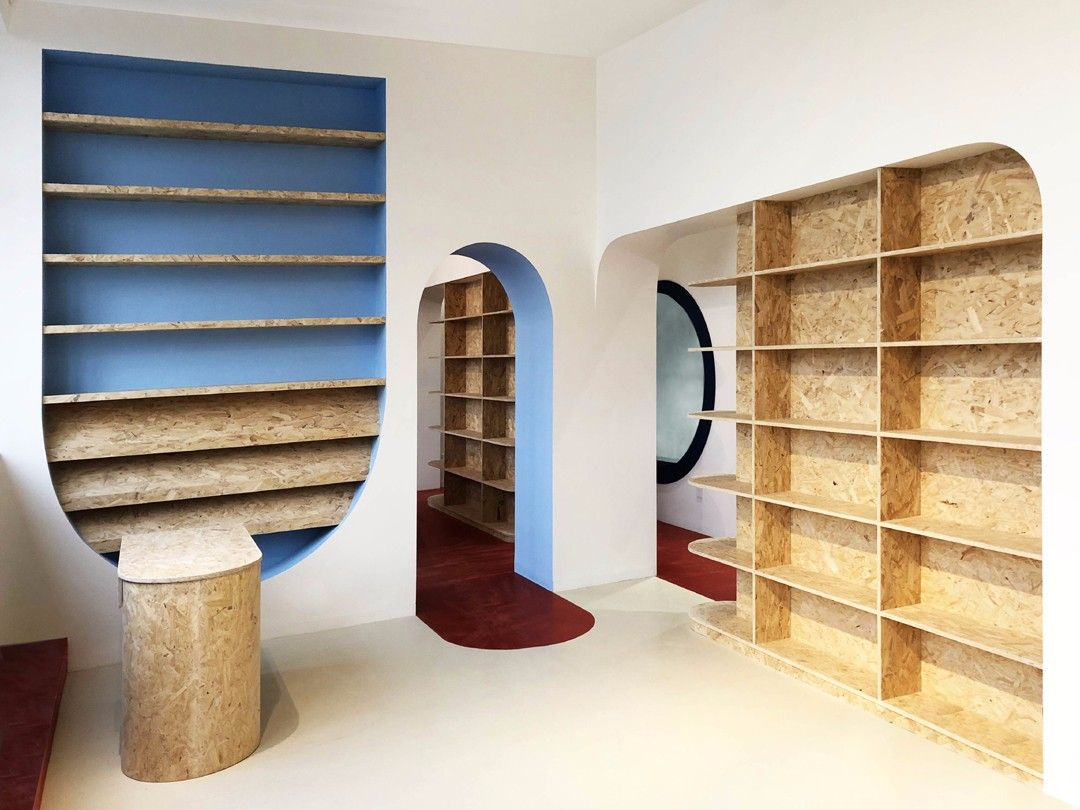 上海故事星球图书馆设计欣赏