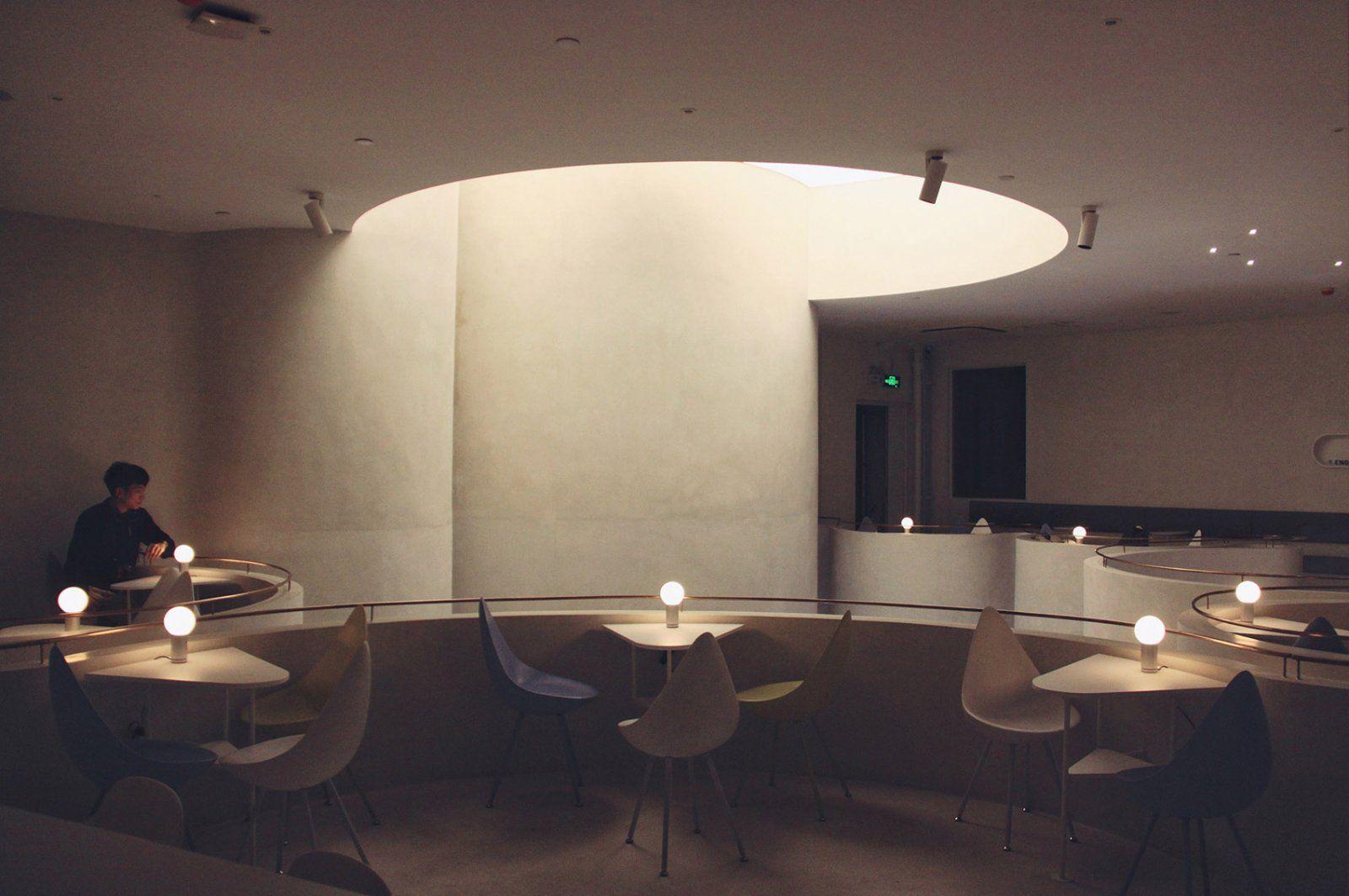 上海鹰集咖啡丰盛里店