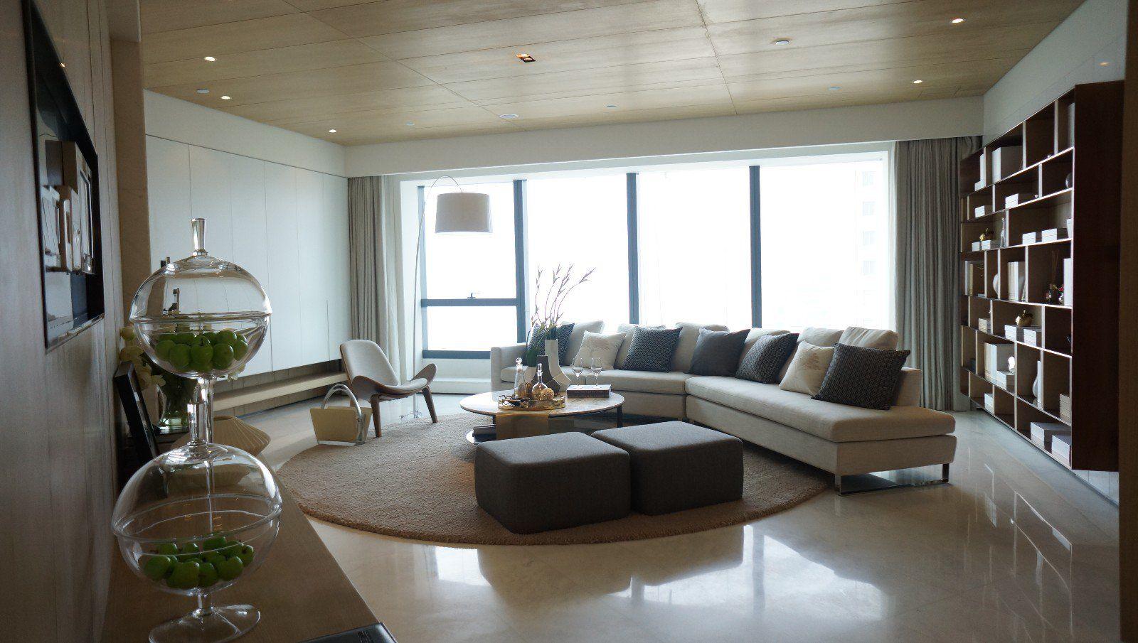 岛环酒店公寓样板房设计欣赏