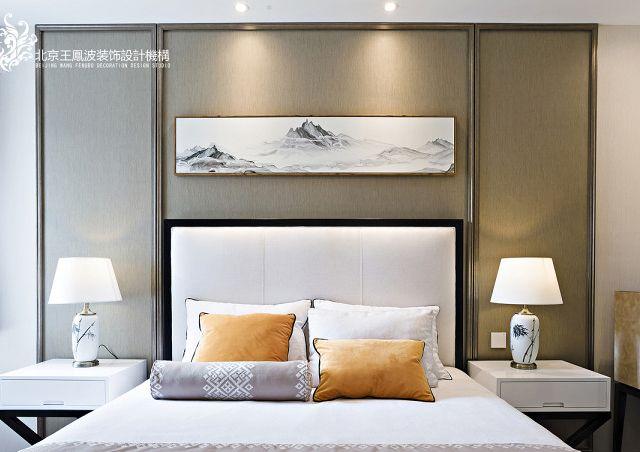 新中式别墅样板房设计