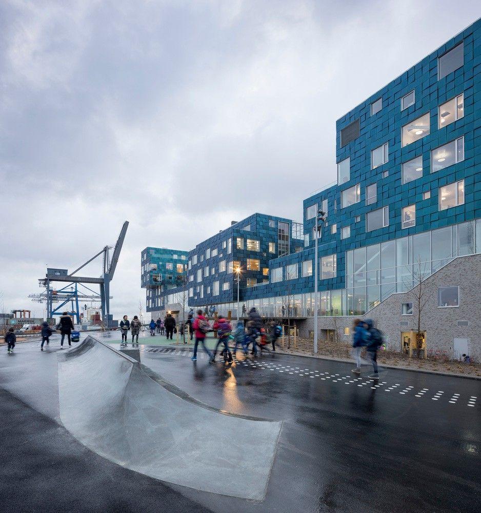哥本哈根国际学校设计欣赏