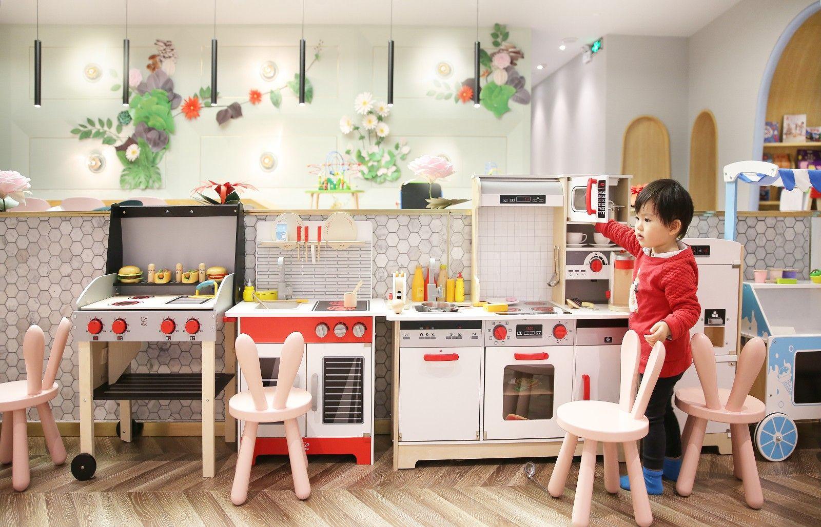 CoolCoolpanda 亲子餐厅设计欣赏