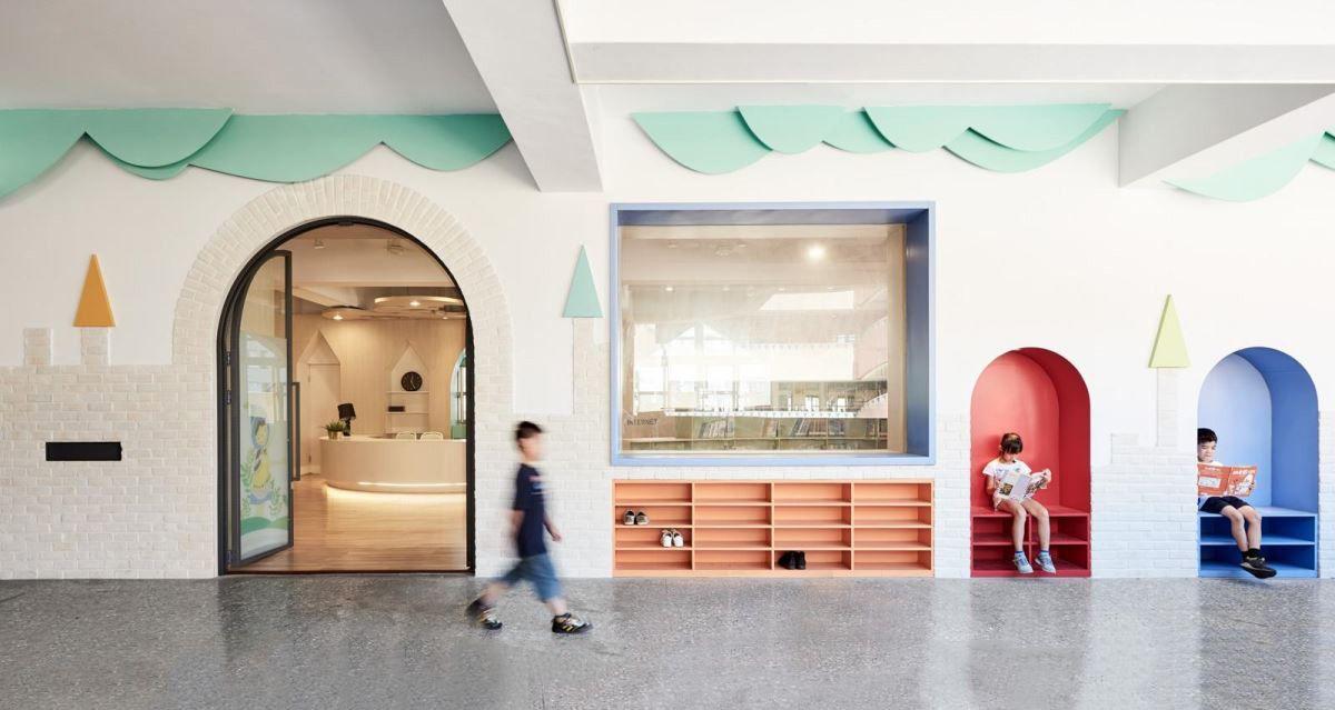 图书馆老屋改造设计欣赏