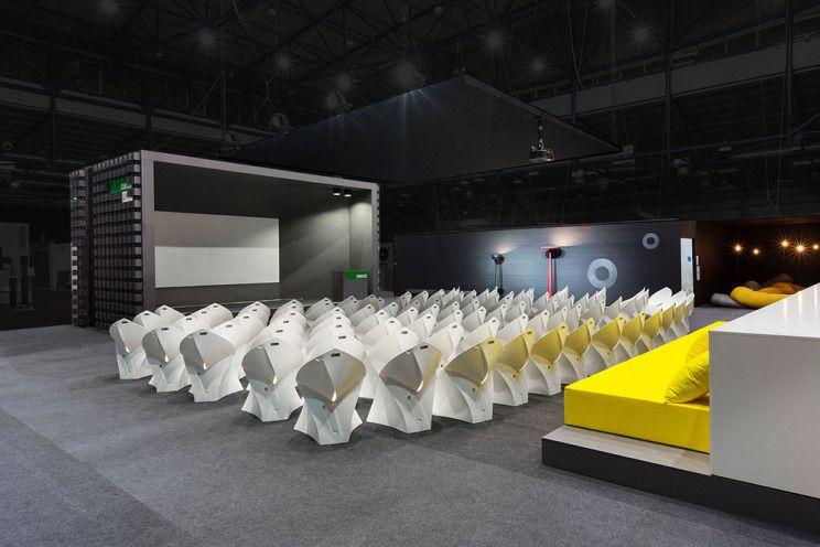 乌克兰AUDITORIUM现代礼堂设计欣赏