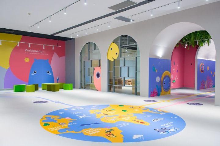 上海浦东儿童教育中心设计欣赏