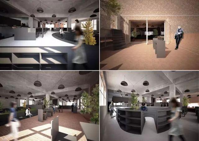 北京共享办公空间设计欣赏