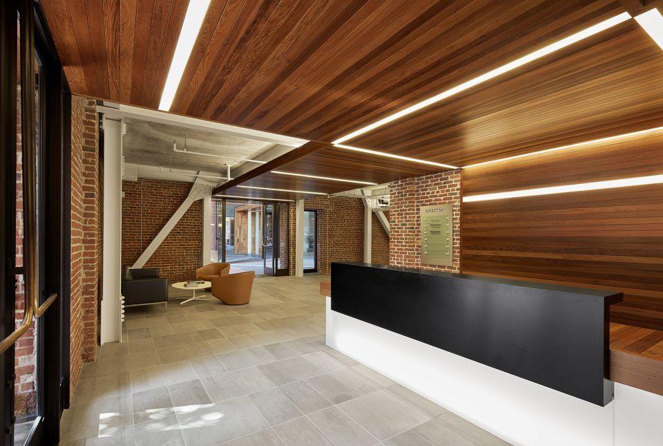 旧金山意大利语区瑞士殖民地建筑大厅设计欣赏