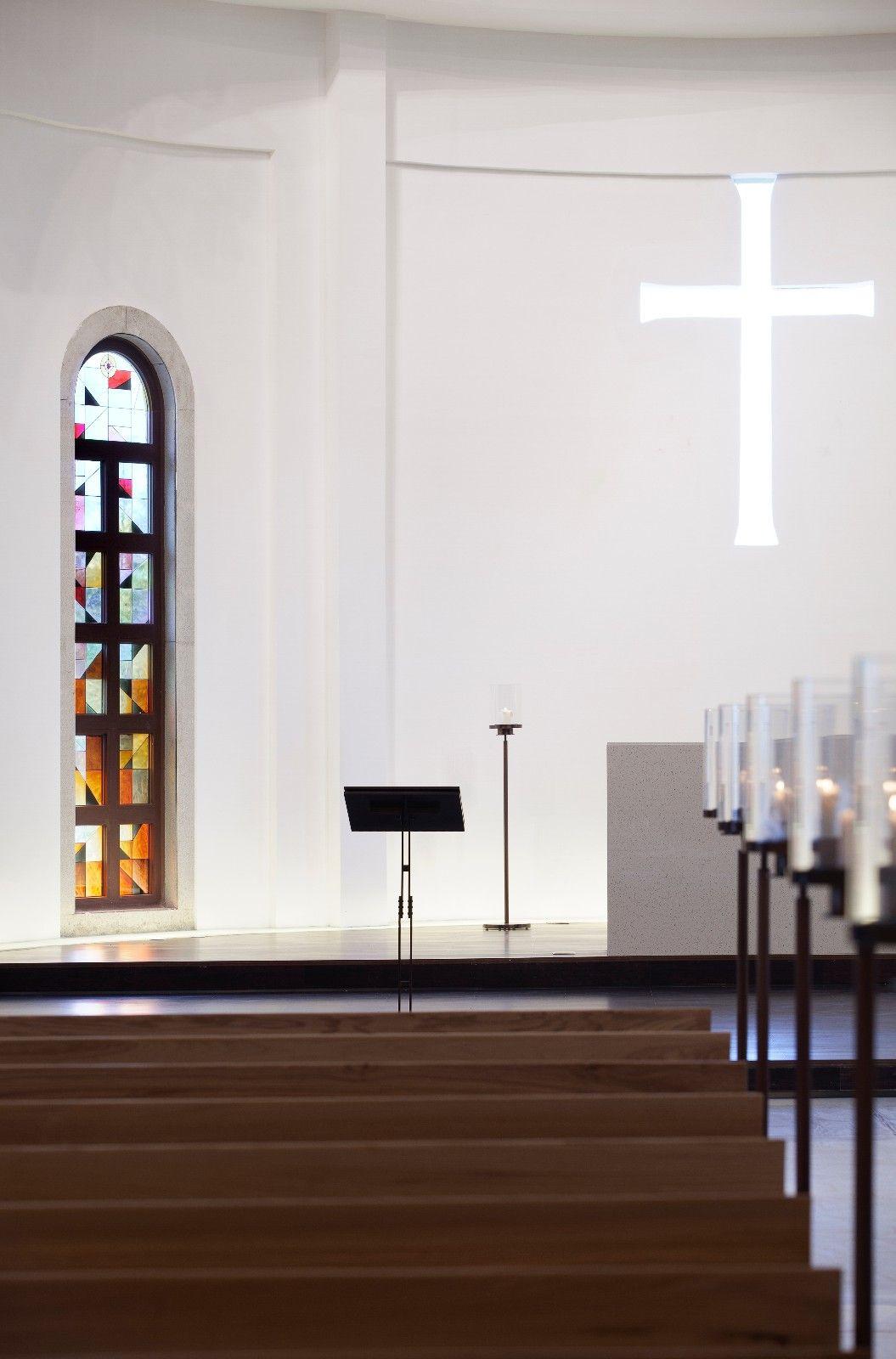 重庆黎香湖教堂设计欣赏