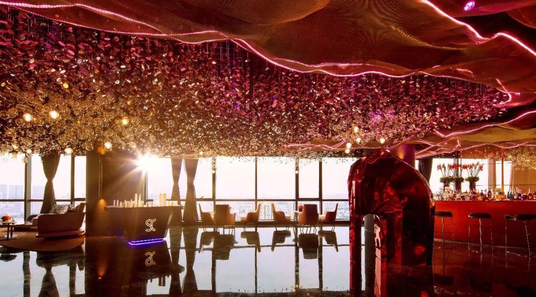北京万科星空会所Starryclub设计欣赏