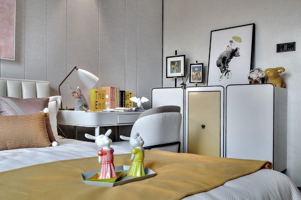 中山·远洋世家样板间设计欣赏