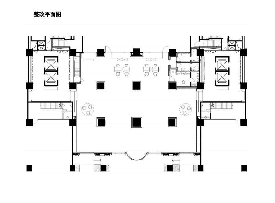 台湾·京城龙中大堂公共区设计欣赏