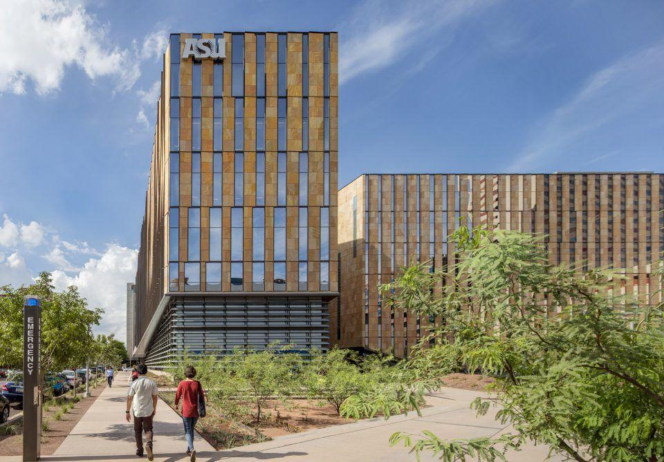 亚利桑那州ASU法学院设计欣赏