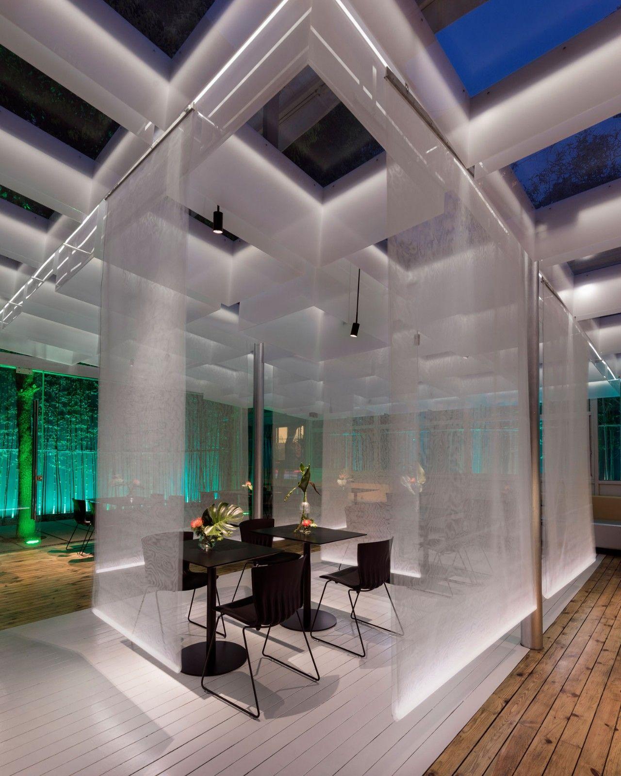 上海 F.E.D 餐厅设计欣赏