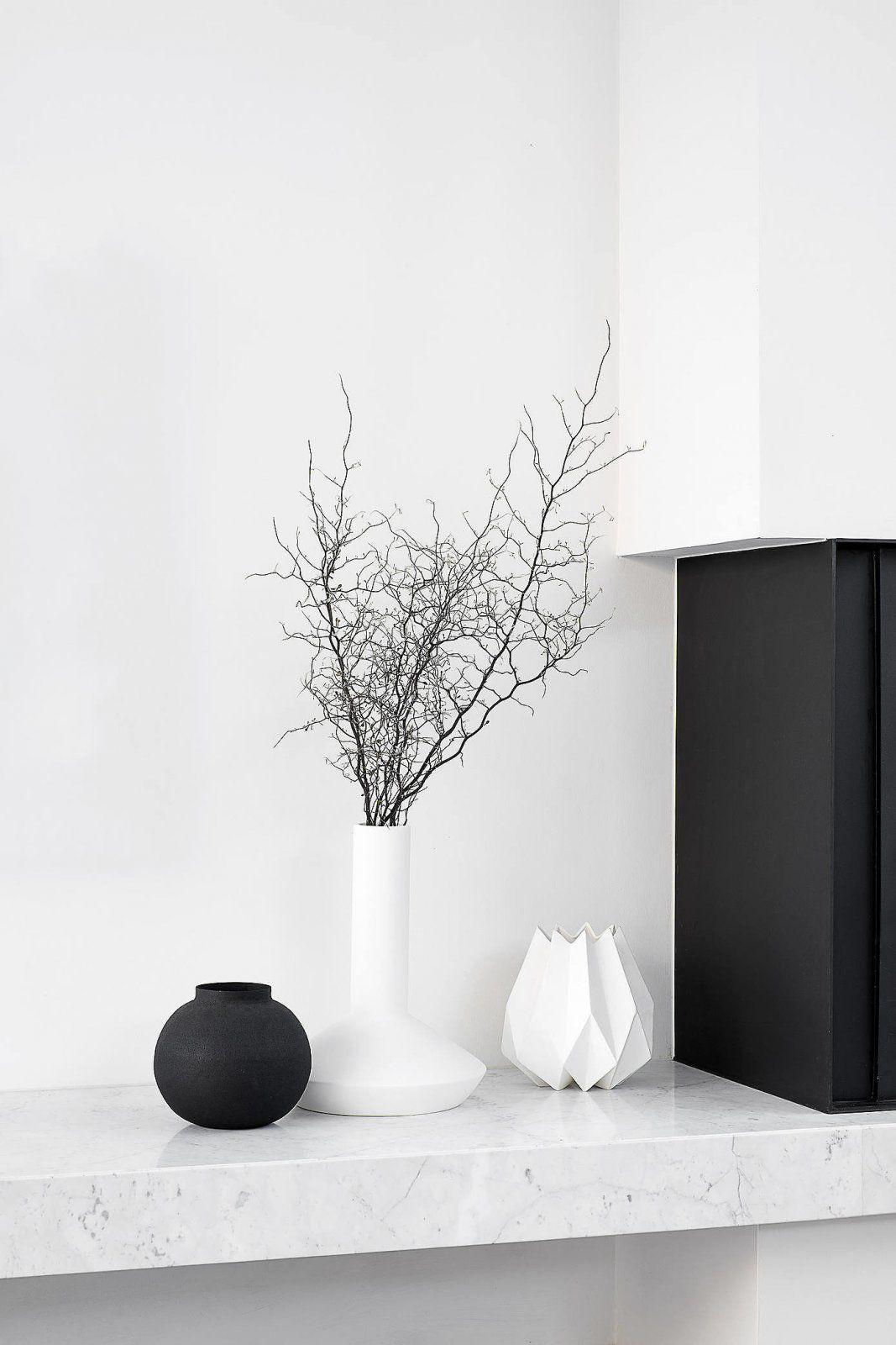 墨尔本 极简·黑白灰 family house设计欣赏|Tom Robertson Architects - 2