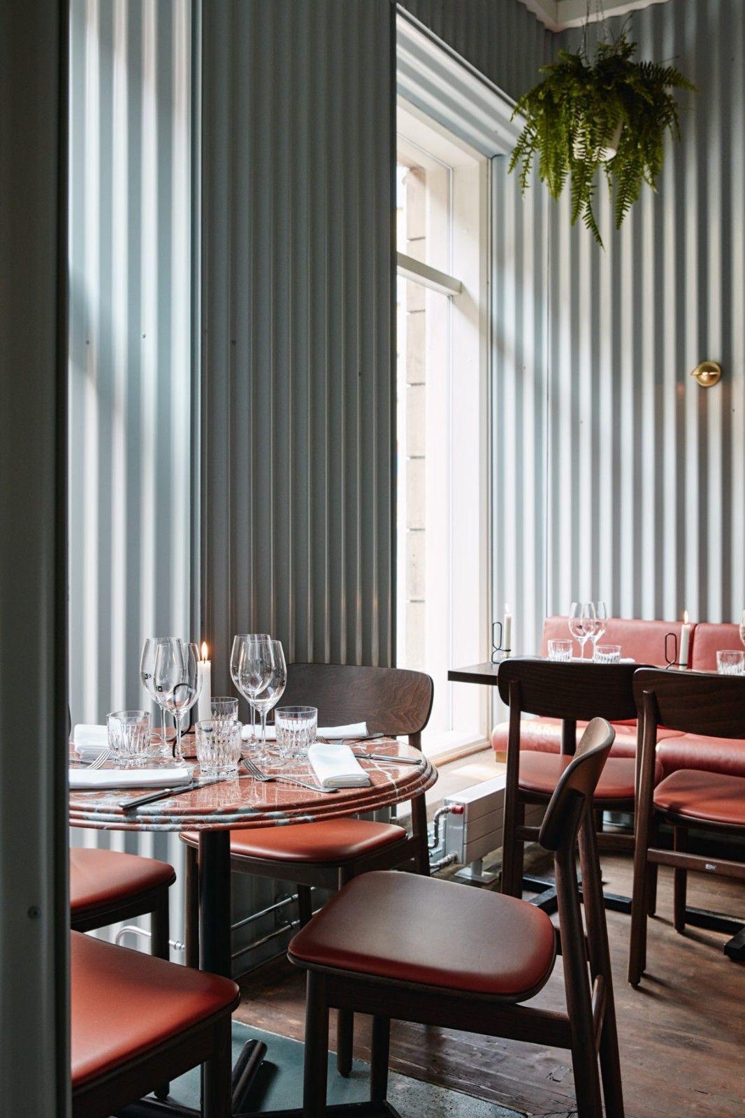 芬兰赫尔辛基 Ox 餐厅