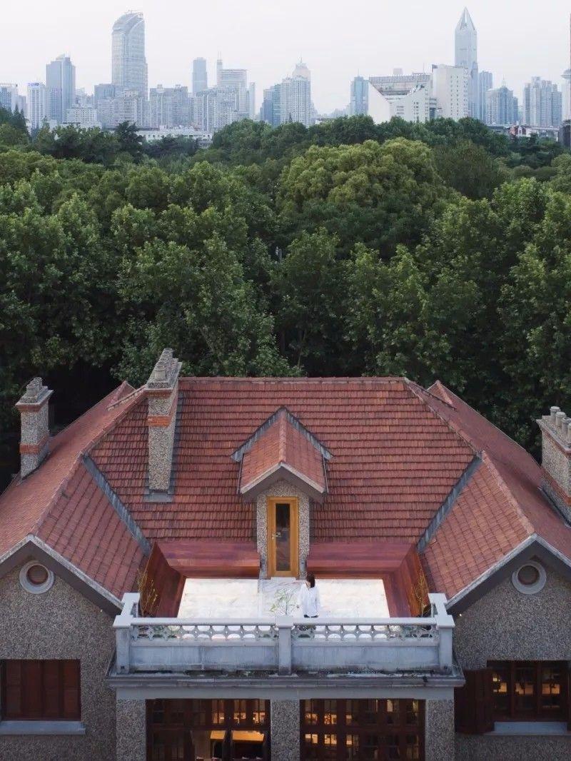 上海思南书局设计欣赏