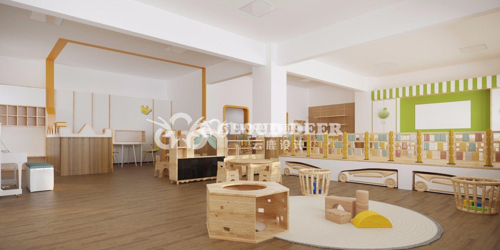 玲珑幼儿园设计欣赏