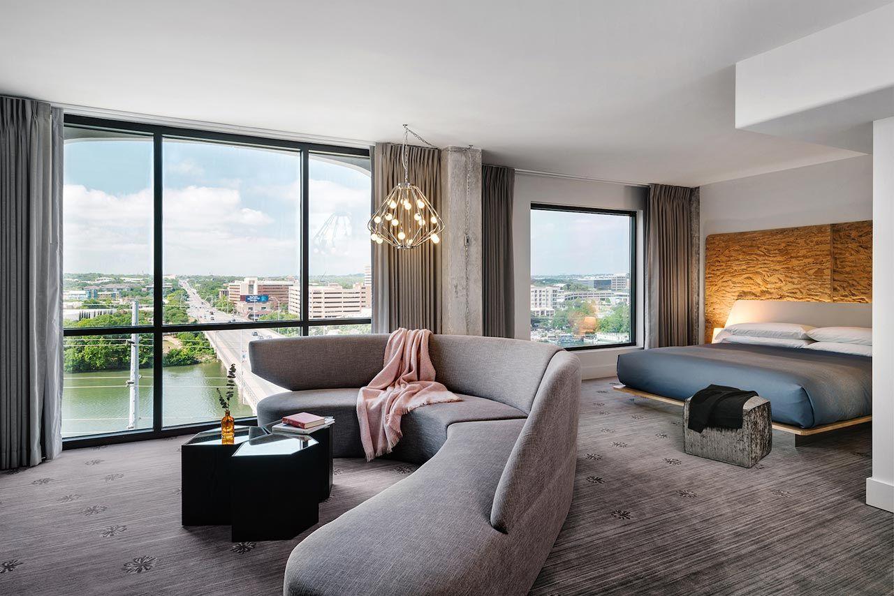 德州·奥斯汀酒店设计欣赏