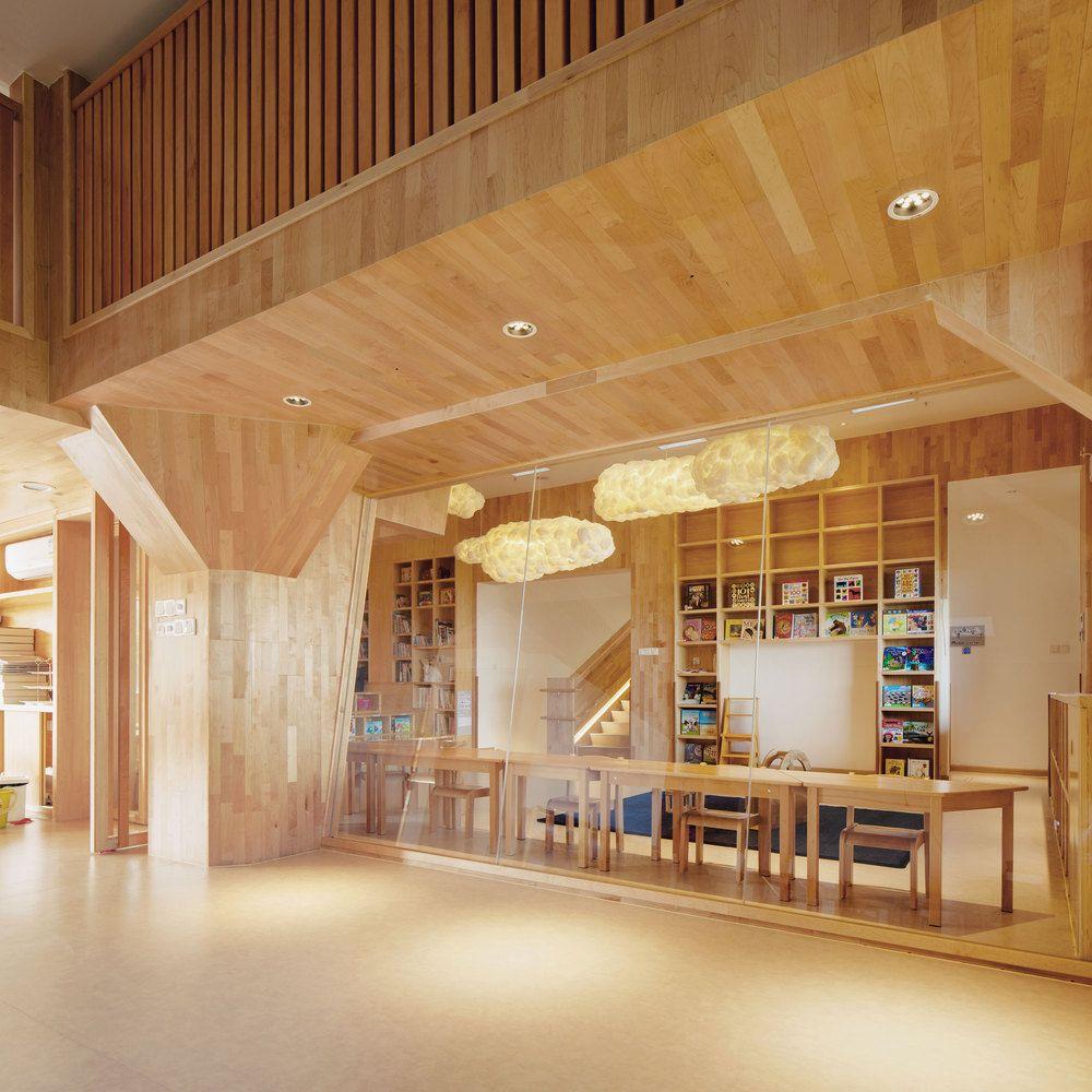 深圳 IBOBI 国际幼儿园设计欣赏